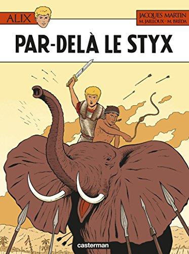 Alix (Tome 34) - Par-delà le Styx