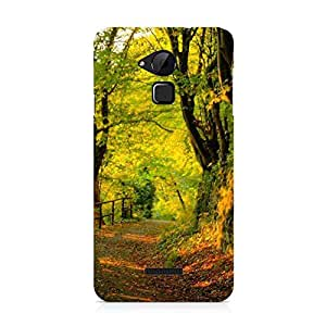 Hamee Designer Printed Hard Back Case Cover for LeEco Le Max 2 Design 4636