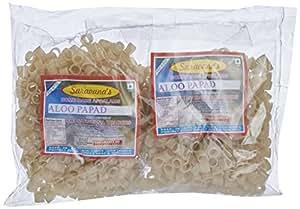 Saravana's Aloo Papad, 200g (Pack of 2)