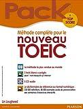 Méthode complète pour le nouveau TOEIC, Pack Top Score - Le livre + 5 CD audio + le dictionnaire de référence au format numérique