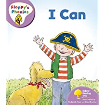 Oxford Reading Tree: Level 1+: Floppy's Phonics: Pack of 6 books (1 of each title)