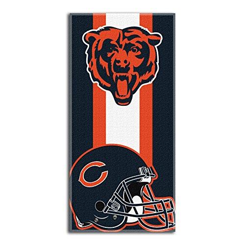 Northwest NFL Strandtuch Zone Chicago Bears 76x152cm