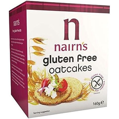 Nairn'sSenza Glutine Oatcakes