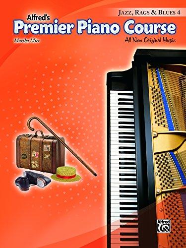 Descargar Con Mejortorrent Premier Piano Course: Jazz, Rags & Blues Book 4: All New Original Music (Piano) Kindle Lee Epub