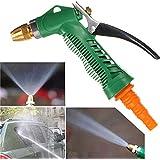 Sajani Water Spray Gun - Plastic Trigger High Pressure Water Spray Gun for Car/Bike/Plants - Gardening Washing