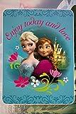 Disney Frozen Enjoy Today and Love Royal...