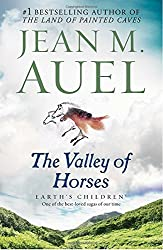 The Valley of Horses: Earth's Children, Book Two by Jean M. Auel (2002-06-25)