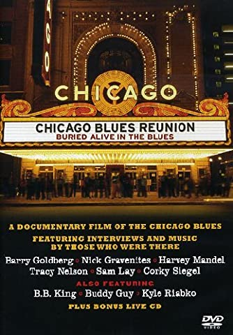 Chicago Blues Reunion - Buried Alive In The Blues (+ Audio-CD) [2 DVDs]