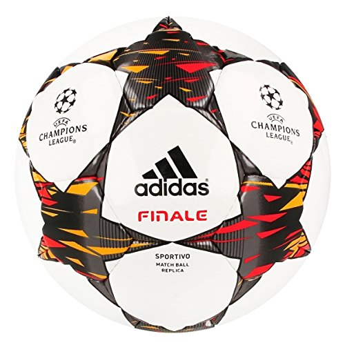 Adidas FINALE 14 Sportivo Training Ball Champions League 2014/2015 white-solred-sogold - 4