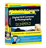 Digital SLR Cameras and Photography For Dummies Book + DVD Bundle by David D. Busch (2011-11-22)