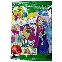 Crayola Colore Wonder - 75-2401-E-000 - Alla Colouring Book - Kit - La Reine Des Neiges