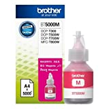 Brother BT5000M Genuine Ink Bottle Magenta colour For T300,T500,T700W,T800W Printers