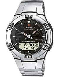 Casio Funkuhren Herren-Armbanduhr Analog / Digital Quarz WVA-105HDE-1AVER