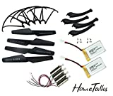 Hometalks® Syma X5sw X5sc quadcopter set completo Replacements 4 * Motori...