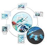 atFolix Schutzfolie für Cubot S600 Folie - 3 x FX-Curved-Clear Flexible Displayschutzfolie für gewölbte Displays