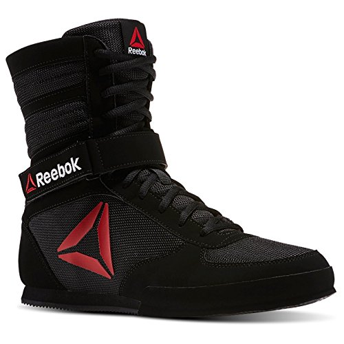 Reebok Renegade Pro Boxing Boots-Black-9.5