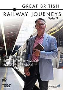 Great British Railway Journeys: Series 3 [DVD]