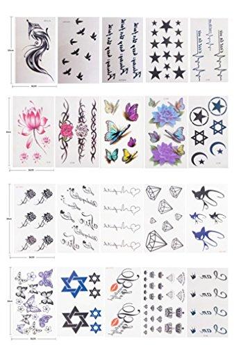 lily20-impermeabile-tatuaggio-temporaneo-stickerslatest-nuovo-design-non-tossico-del-nuovo-maschio-d