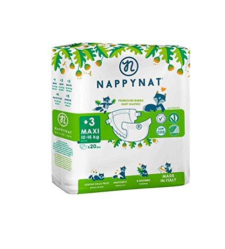 Nappynat Pannolini Confezione Multipack - 120 Pezzi