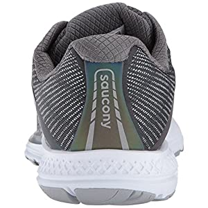Saucony Men's Ride 10 Footwear Grey in Size 41