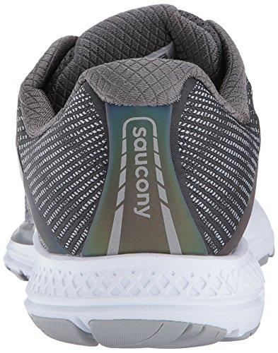 Saucony Herren Ride 10, Chaussures de Running Homme Grey
