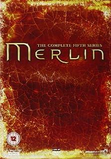 Merlin Complete BBC Series 5 [DVD] [Import anglais] (B0086O8TFA) | Amazon price tracker / tracking, Amazon price history charts, Amazon price watches, Amazon price drop alerts