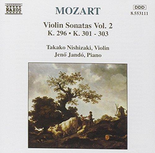 Mozart: Violin Sonatas, Vol. 2 (1995-11-21)