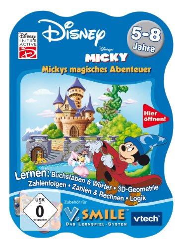 VTech 80-092084 - V.Smile Lernspiel Micky Maus