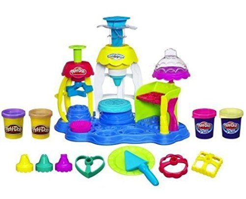 Toys for Children, New play-doh Sweet Shoppe Frosting Fun Bakery Spielzeug-Set by play-doh (Sweet Shoppe Play-doh)