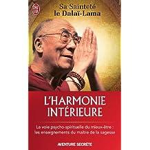 L'harmonie intérieure