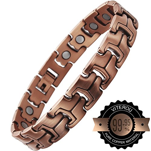 viterou-mens-magnetic-pure-copper-bracelet-with-high-powered-magnets-pain-relief-for-arthritis-adjus