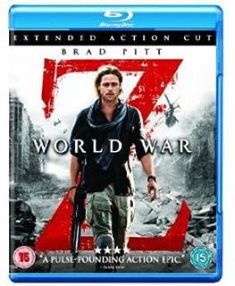World War Z [Blu-ray] [Region Free] (B00A6OORCC) | Amazon Products