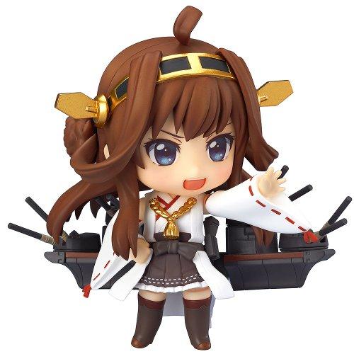 Good Smile Kantai Collection: Kancolle: Kongou Nendoroid Action Figure