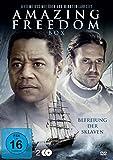Amazing Freedom - Befreiung der Sklaven - Box [2 DVDs]
