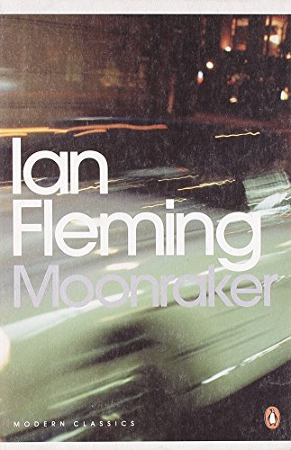 Book cover for Moonraker