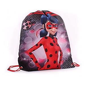 51OwSP1zF3L. SS300  - Vadobag 666_3155 Miraculous Tales of Ladybug Negro