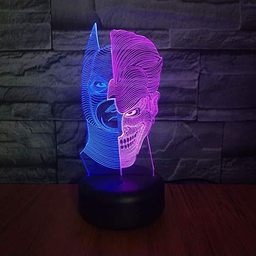 Nachtlicht Der Illusion 3D,kamera Led Nachtlicht Usb Tischlampe 3D Lampe Surround Licht Induktion Nachtlicht, 220 * 140 (Mm) -