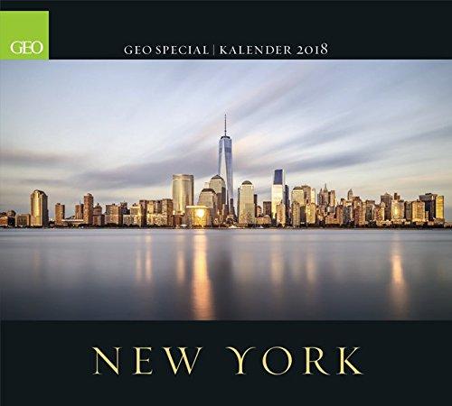 New York 2018 - Städtekalender, Resien, Entdecken, Wandkalender, Fotokalender  -  50 x 45 cm