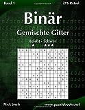 Binär Gemischte Gitter - Leicht bis Schwer - Band 1-276