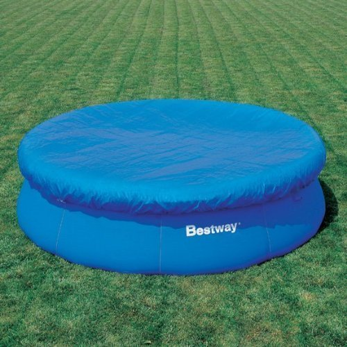 Preisvergleich Produktbild Best Way - BW58034 - 12' Fast Set Pool Cover by Bestway