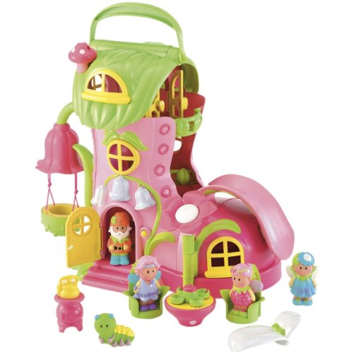 Image of Early Learning Centre Figurines (Happy land Fairy Boot)