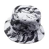 Kangqifen Damen Herren Fischerhut für Outdoor Angeln Camping Wandern Baumwolle Bucket Hat Sonnenhu