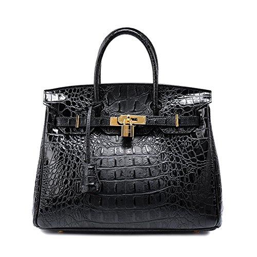 Xinmaoyuan Borse donna pacchetto Platinum di borsette in cuoio borsa