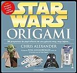 STAR WARS: Origami: 36 proyectos de papiroflexia de una galaxia muy lejana...