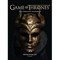 Game of Thrones Season 1-5 DVD Boxset