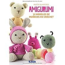Amigurumi: 12 Modelos De Muñecos En Crochet