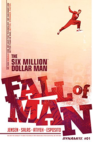 51OwVckzAGL UK BEST BUY #1The Six Million Dollar Man: Fall of Man #1: Digital Exclusive Edition price Reviews uk