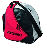 Atomic Damen/Herren Skischuh- und Helm-Tasche, 34 l, Piste, Verstellbarer Schulterträger und Griff, AL5033810, Boot & Helmet Bag, Rot