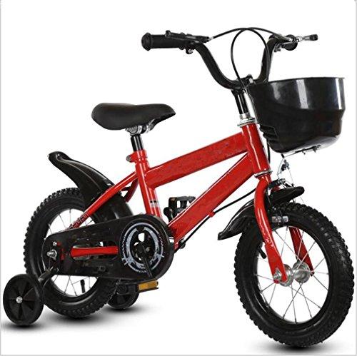 Kind Fahrrad Baby Spielzeug Fahrrad mit Hilfsrad Outdoor...