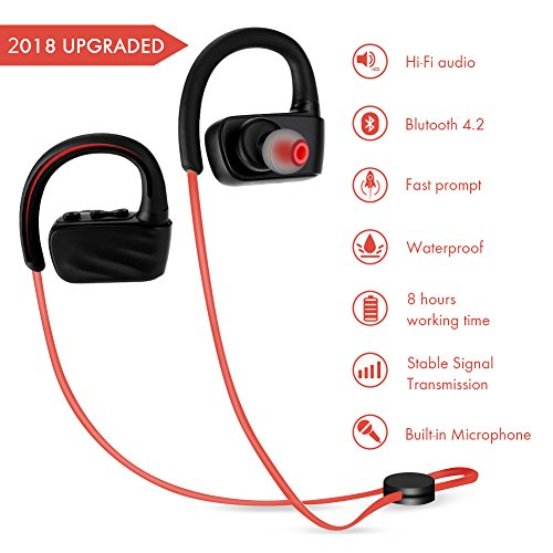 -40% · eecoo-Auricolare-Wireless-Bluetooth-Auricolari-Sport-Senza-Fili- ... 4539ccb90c4b